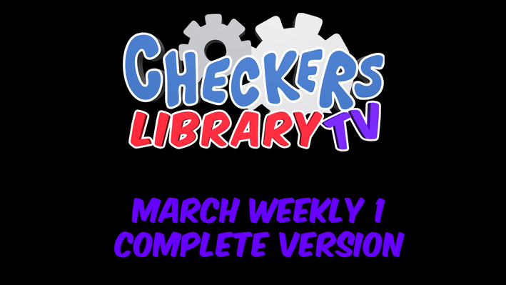 march weekly 1