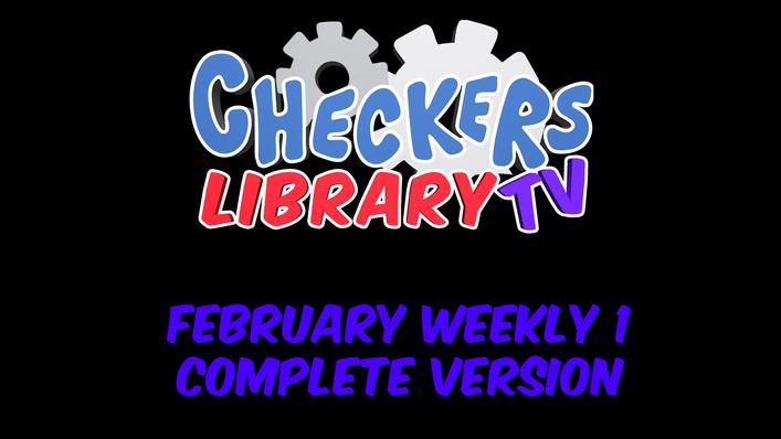 Feb weekly 1