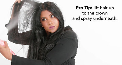 HIO Soft Texture Finishing Spray
