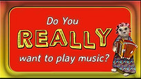 Do you REALLY want to play music