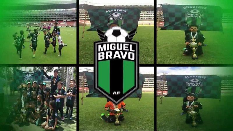Academia Miguel Bravo | Fútbol infantil