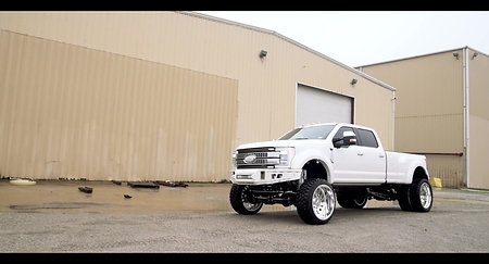 "8-10"" Superduty Lift"