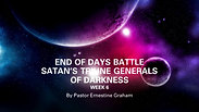 End of Days Battle Conclusion week 6