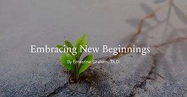 Embracing New Beginnings