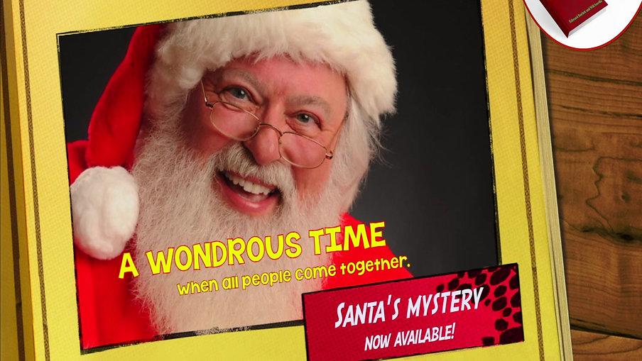 Santa's Mystery Book Trailer