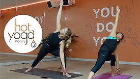 Yoga Fusion - A dynamic blend of Bikram Yoga and Vinyasa Flow Yoga