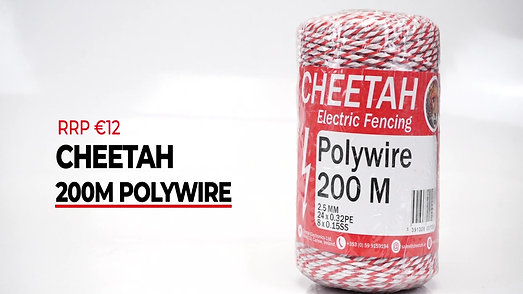 Polywire 200m