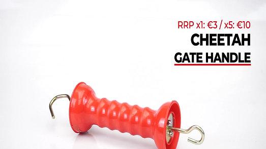 Cheetah Gate Handle
