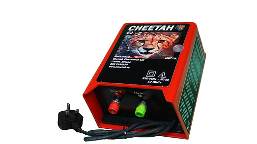Cheetah E2 Mains Energiser