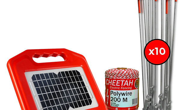 Cheetah Solar Cub Kit