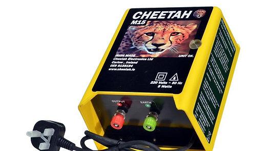 Cheetah M15 Mains energiser