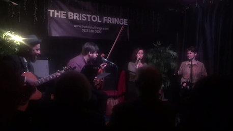 Tin Man's Heart Bristol Fringe clip