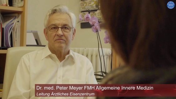 Informationsvideo Eisentherapie