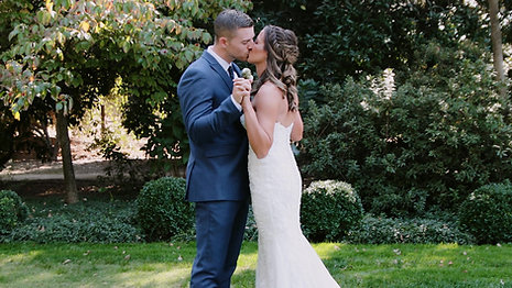 First Look & Vows