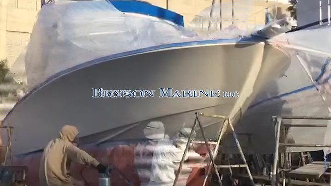 Bryson Marine Painting