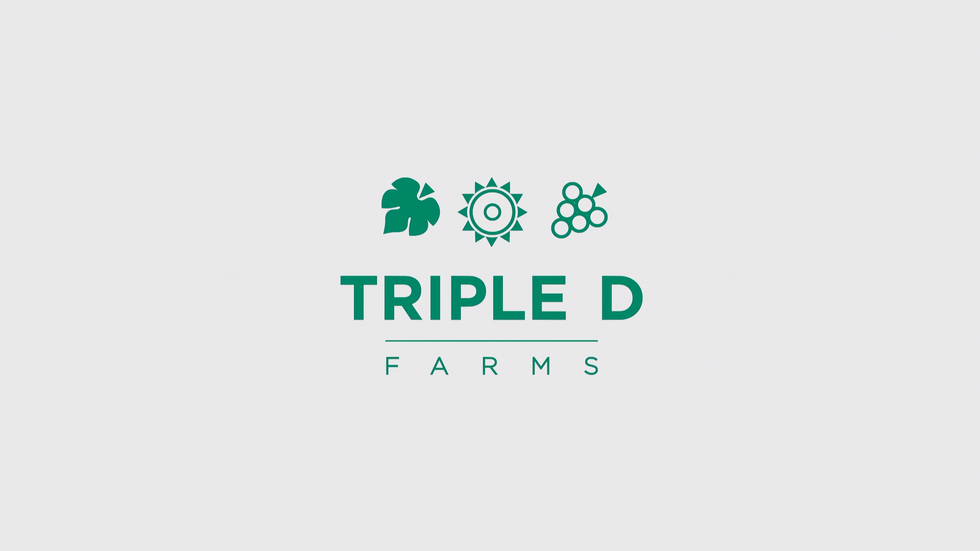 Triple D Farms Ad Campaign