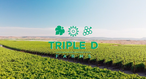 Triple D Farms - ad campaign