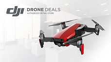 DJI Drone Deals - Store Launch South Africa