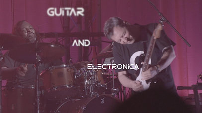GUITRONICA Rhythmic Reel