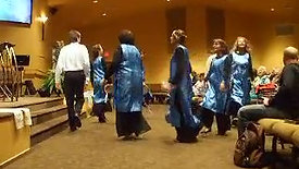 """Let God Arise-Victory Song"" Dance - 2008"