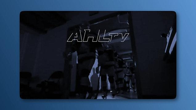 Hockey Streaming App Splash Screen Concept Design