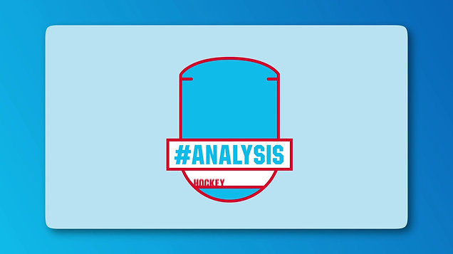 #Analysis Hockey Podcast Logo Reveal