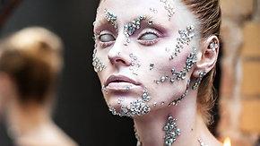 Eavan D Makeup - 'Black Phillip'