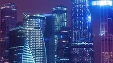 Timelapse - Moscow City