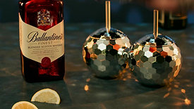 Ballantine's Whisky Winter Content - Spritz My Way