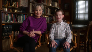 Annie Potts and Iain Armitage PSA Food Rescue :30