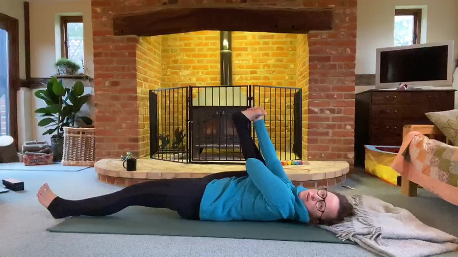 The intricacies of the hips - 60 mins of slow delicious movement