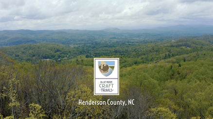 Blue Ridge Craft Trails Month in Hendersonville Area