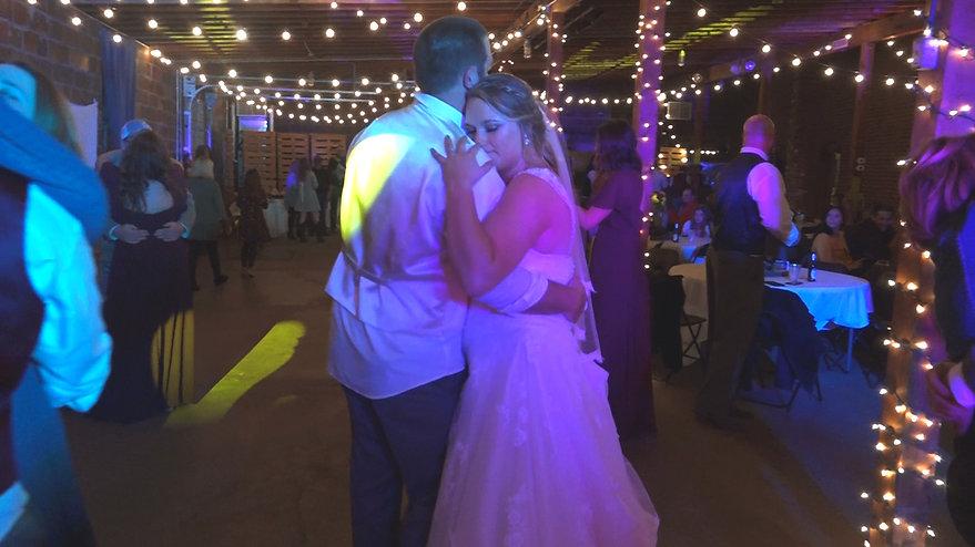 Alex + Sarah :: Just The Dancing