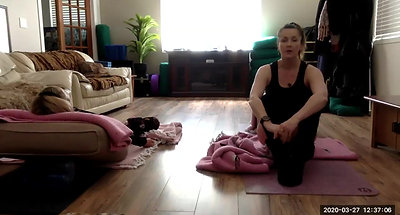 Restorative Yoga in Your Home