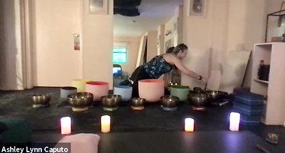 Healing Sound Bowl Meditation