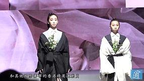 2018香港理大時裝展:模特和亞運會運動員齊來行騷