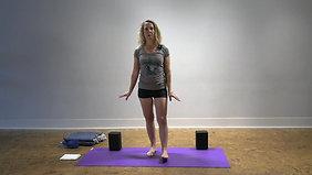 Jill Ganassi Iyengar Level 1: 6/18/20