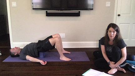 Debbie Zimmerman Yin Yoga: 4/9/20