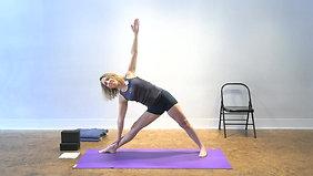 Jill Ganassi Iyengar Level 1: 5/14/20