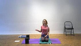Jill Ganassi Iyengar Level 2:  5/30/20