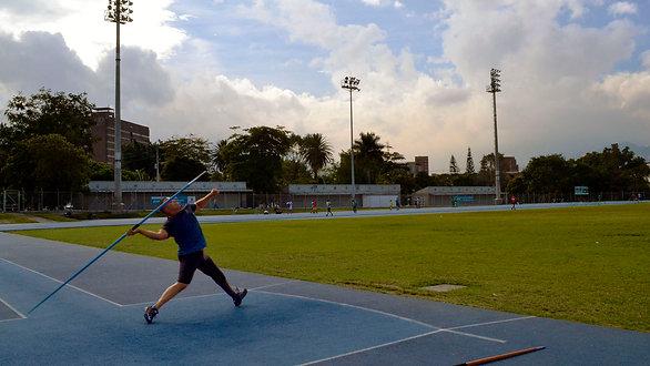 Cristian, Un campeón paralímpico  - Mahavir Kmina