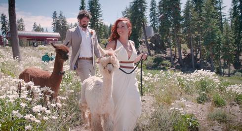 James+Melissa Mountaintop Wedding