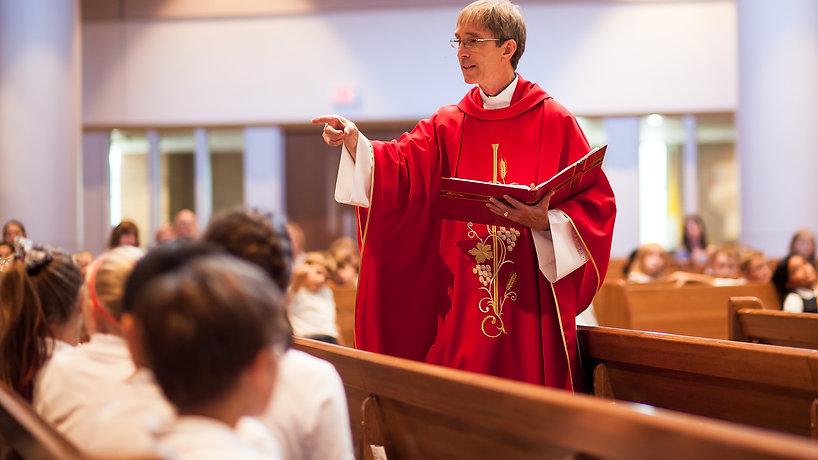 St. Bart's Children's Mass