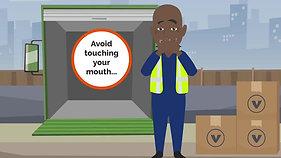 Covid-19 Awareness  Animation