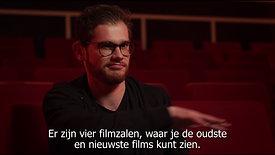 Welkomstvideo EYE Filmmuseum