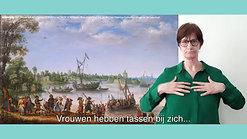 Museumgids Lara Cox over de Pilgrims die in 1640 naar de Nieuwe Wereld vertrokken