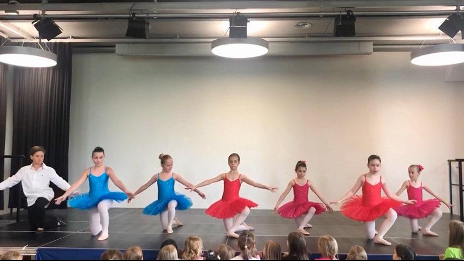 Ballettaufführung 2019