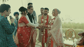 Hindu Wedding in Dubai- Kieran and Rajiv