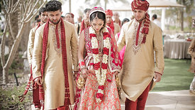 Hindu wedding at the Four Seasons Dubai