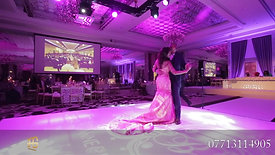 Nigerian wedding at the Waldorf Astoria Dubai